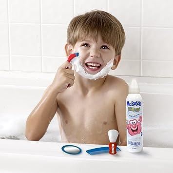 Senario Mr Bubble Shaving Kit Amazon Co Uk Toys Games