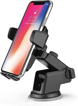 Soporte Móvil Coche para Teléfono, junker 360 Grado Soporte,Phone ...