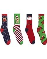 Childrens Weihnachten Neuheit Socken