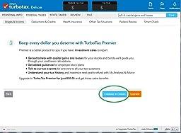 Turbotax deluxe desktop version cryptocurrency import