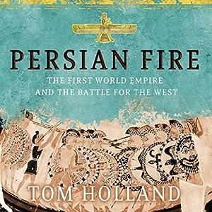 Persian Fire Hörbuch