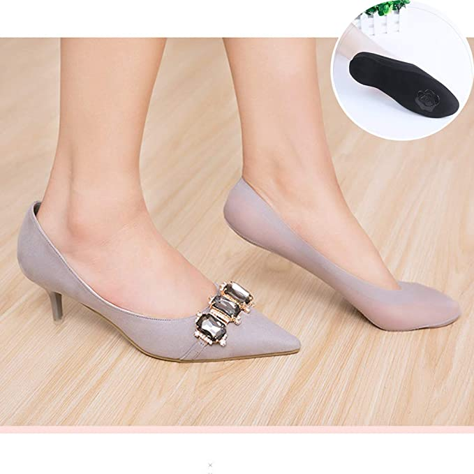 SEDEX 5 Paar Socken Damen 35 38 Unsichtbare Ballerina Socken