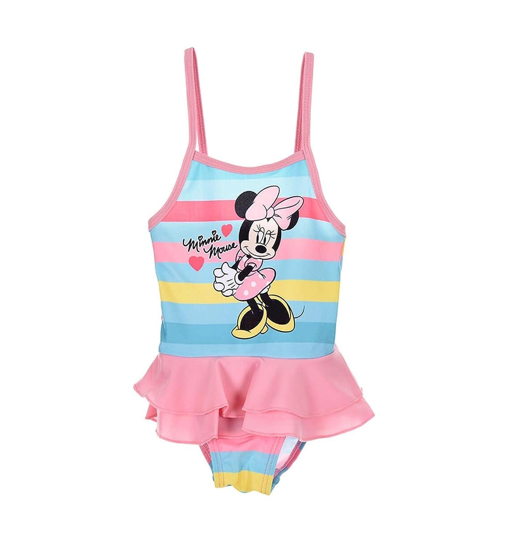 Minnie - Costume a due pezzi - Bebè femminuccia MB1P-BF-MIN-AQE0548-540-12M