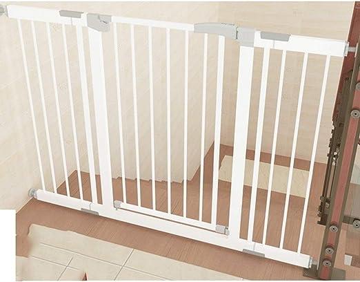 Puerta De Bebé Puerta De Seguridad De La Barandilla De La Escalera De Los Niños Escalera