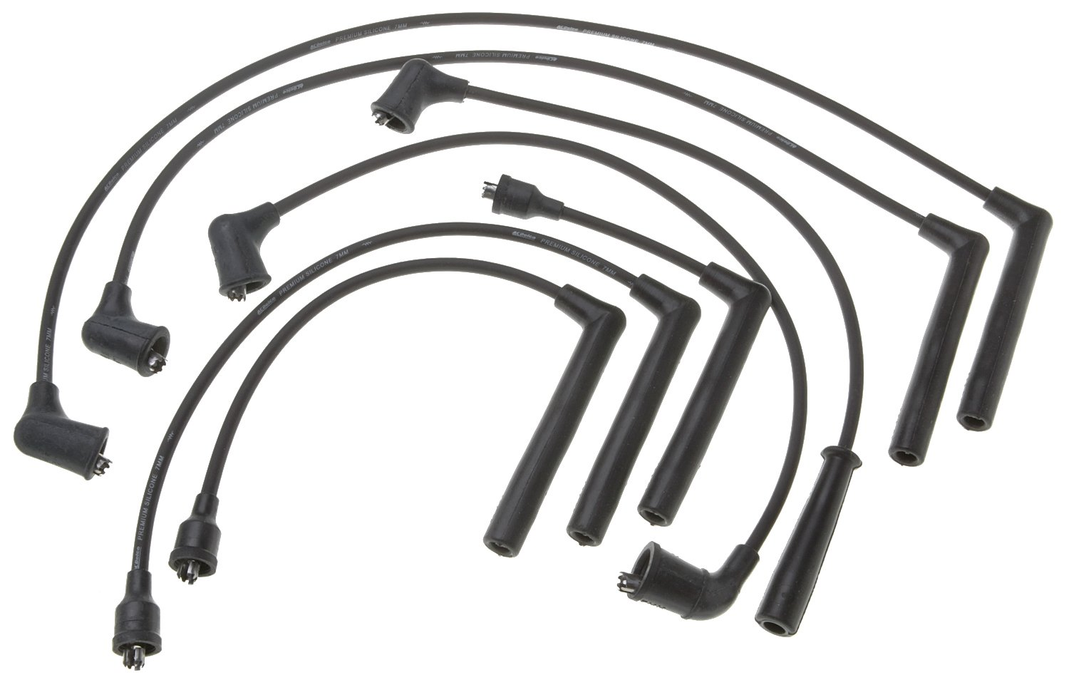 ACDelco 9366T Professional Spark Plug Wire Set 9366T-ACD