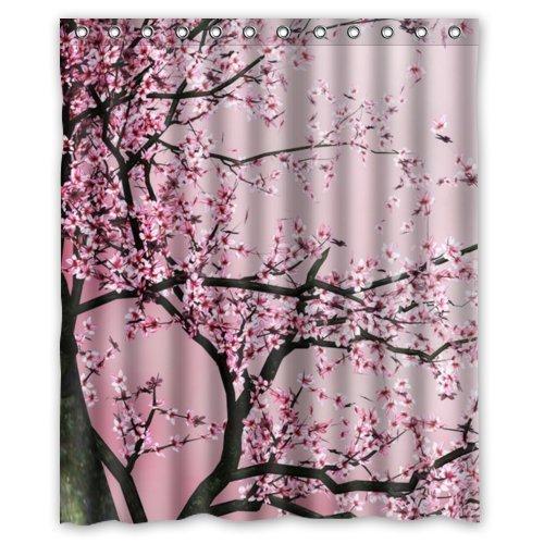 Amazon.com: beautiful Cherry blossom tree,Japan Cherry blossom art ...