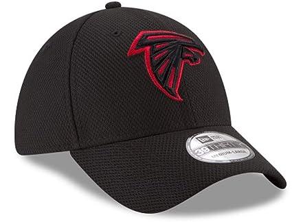cheap for discount dfa2b e6879 New Era Authentic NFL Black Tone Tech Redux 2 39Thirty Stretch Fit  (Small Medium