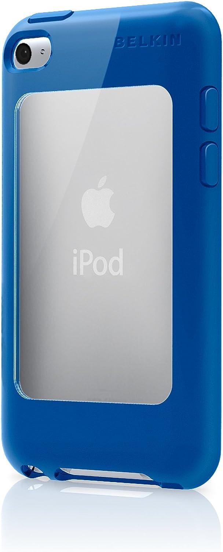 Belkin Shield Eclipse Case for Apple iPod Touch-Vivid Blue