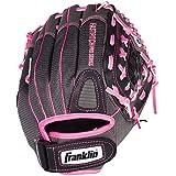 Franklin Sports Fastpitch Series Lightweight Softball Glove, 12-Inch