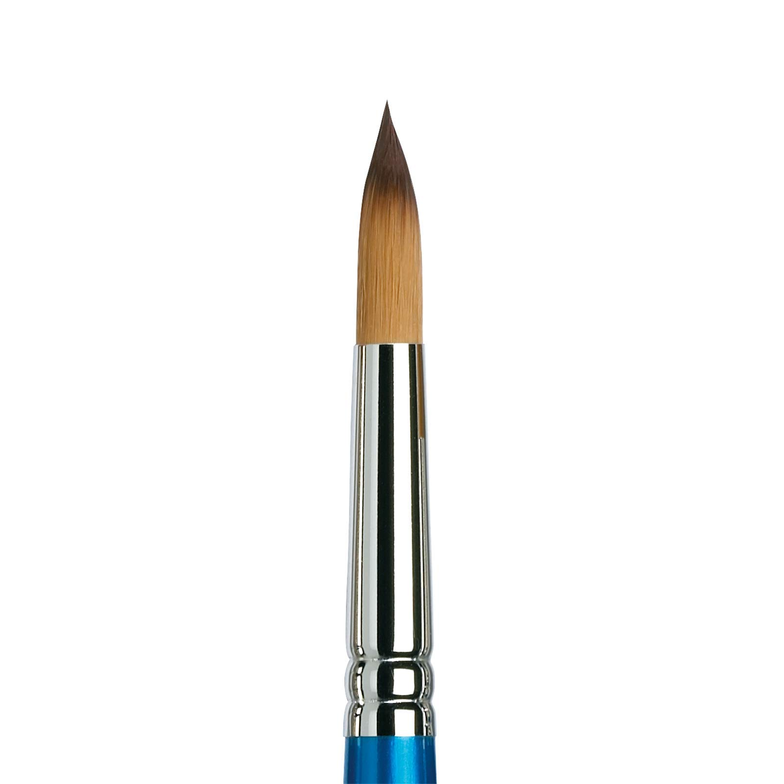 Winsor & Newton Cotman Water Colour Series 111 Short Handle Synthetic Brush - Round #14 by Winsor & Newton