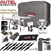 Autel Robotics X-Star Premium Drone Beginners Bundle (White)