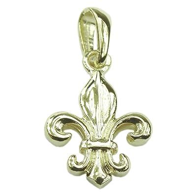 Souvenirs of France - Fleur-de-Lis Cross WDfKOC6bb