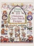 Donna Kooler's 555 Christmas Cross-Stitch Designs