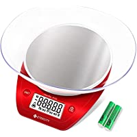 Etekcity Scale, Measures in Pounds and Ounces for Cooking, Baking Weight Loss and Packages, Ideal Gift for Holiday Meal…