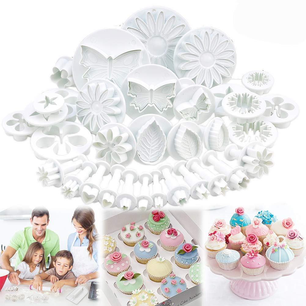 Plum Shape Durable Fondant Cookie Cutter Baking Mold Cake Biscuit Decor Tools G