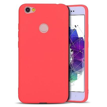 Anfire Funda Xiaomi Redmi Note 5A Prime, Carcasa Xiaomi Redmi Note 5A Prime Silicona Gel TPU Case Ultra Delgado Suave Protectora Caso Flexible Caja ...