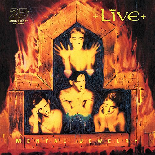 Live - Mental Jewelry [lp] - Zortam Music