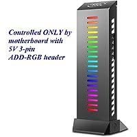 Deepcool GH-01 A-RGB Customizable Addressable Graphics Card Holder / Video Card Holder / VGA Card Holder