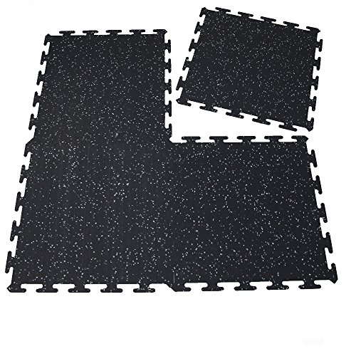 RevTime Interlocking Rubber Mats 20
