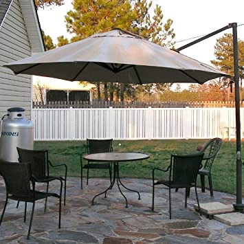 Garden Winds AG Umbrella Replacement Canopy Top Cover
