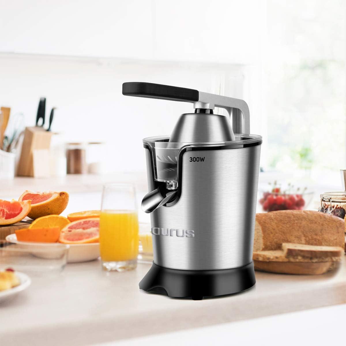 Taurus 924730000 Easy Press, Acero Inoxidable: Amazon.es: Hogar