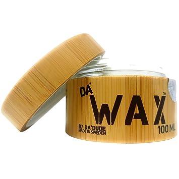 da dude da wax super strong hold men s styling hair wax natural