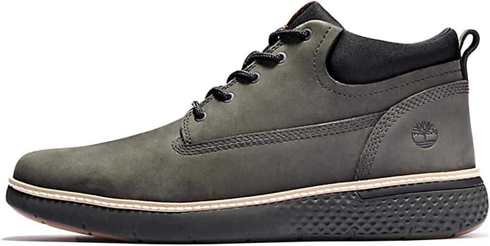 Nombre provisional Boquilla Interrupción  Timberland Cross Mark Chukka Man's Green Sportshoes TB0A26BEP01:  Amazon.co.uk: Shoes & Bags