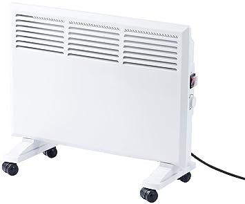 Sichler portátil convector-radiadores con ruedas, 1000 W: Amazon.es: Bricolaje y herramientas