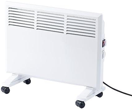 Sichler portátil convector-radiadores con ruedas, 1000 W