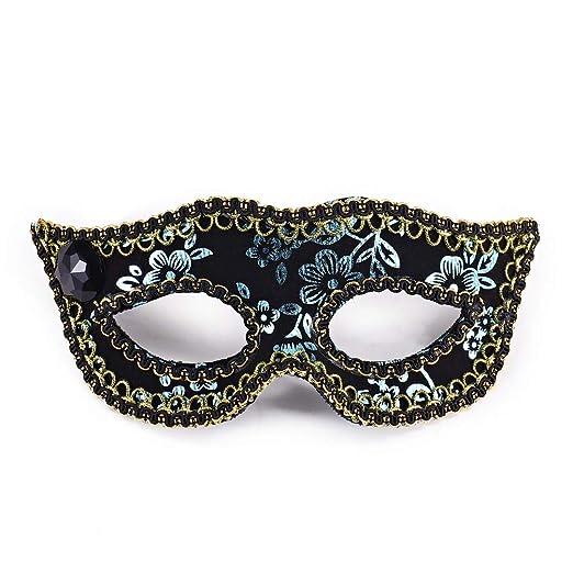 351039cdabc7 Half Mardi Gras Masquerade Mask Venetian Masks Set for Carnival Prom Ball Fancy  Dress Party Supplies