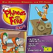 Phineas und Ferb 4   Gabriele Bingenheimer, Marian Szymczyk