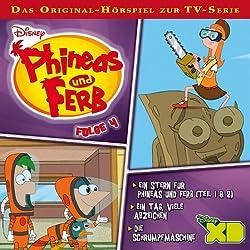 Phineas und Ferb 4