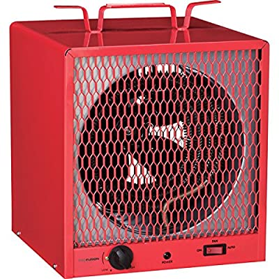 ProFusion Heat Industrial Fan-Forced Heater - 5,600 Watts, 19,000 BTU, 240 Volt, Model# PH936