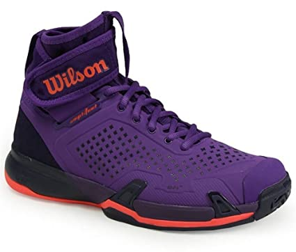 Wilson WRS322560E060, Zapatillas de Tenis para Mujer, Morado (Tillandsia Purple/Evening Blue