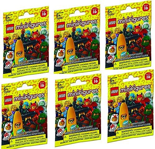 LEGO Minifigures Bundle Characters Vary
