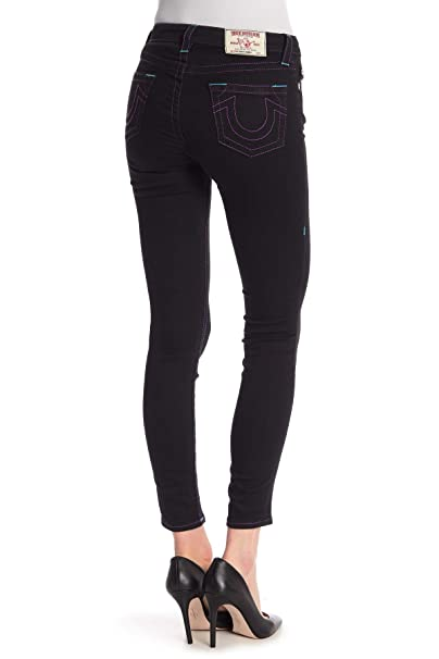 True Religion Womens Curvy Skinny Jean