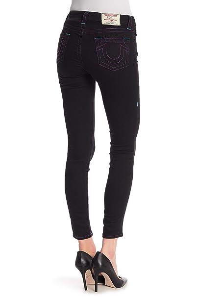 Amazon.com: True Religion pantalones vaqueros ajustados para ...