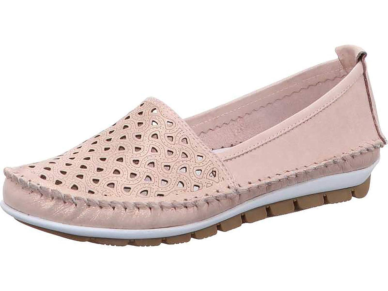 Gemini 003128 85 Schuhe Damen Ballerina Slipper Mokassins