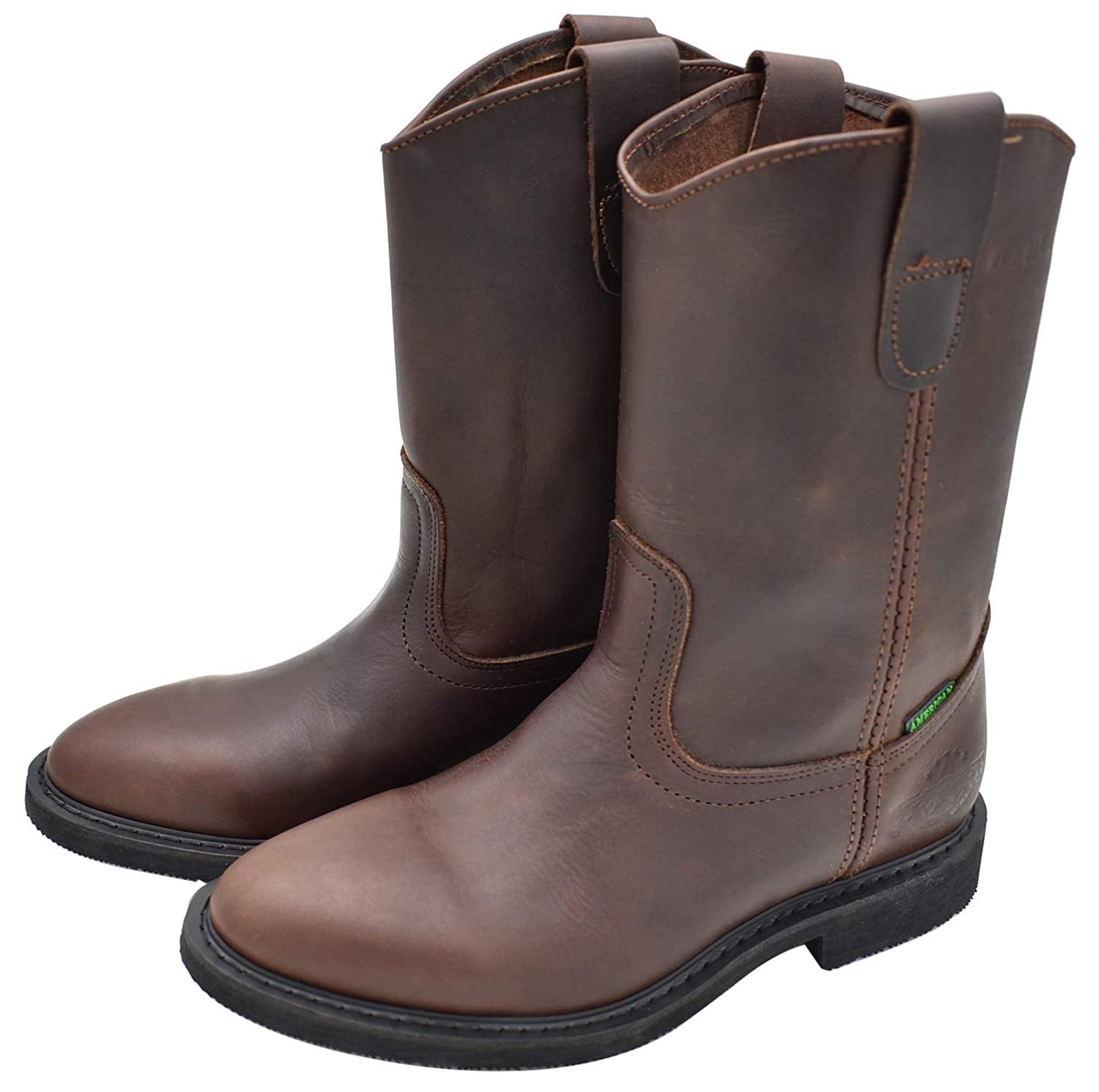 b733a874ae5 Amazon.com | American Welt Western Cowboy Boots for Men Casual Full ...