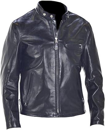 Classyak Men Fashion Leather Jacket