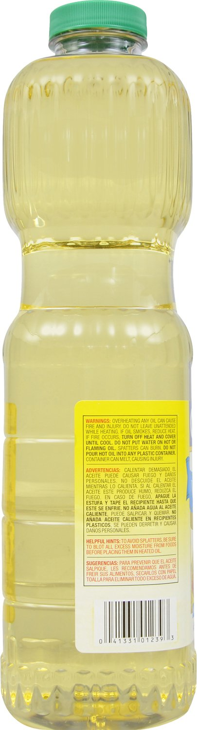 Amazon.com : Goya Foods Vegetable Oil, 16 Ounce (Pack of 24) : Grocery & Gourmet Food