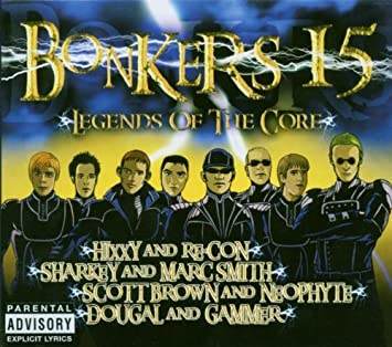 Bonkers 15 Legends Of The Core