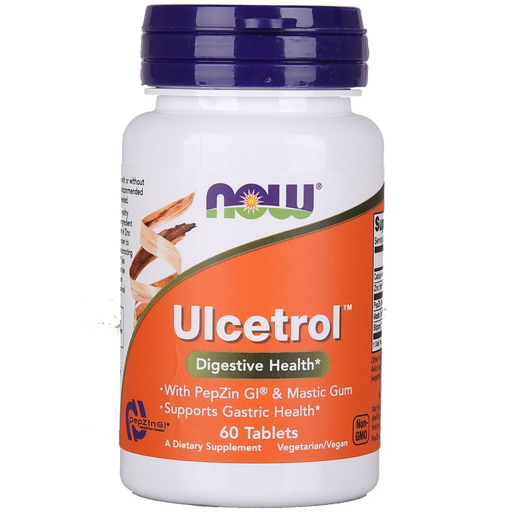NOW Ulcetrol,60 Tablets
