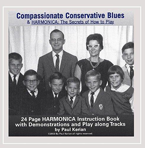 (Compassionate Conservative Blues & Harmonica)