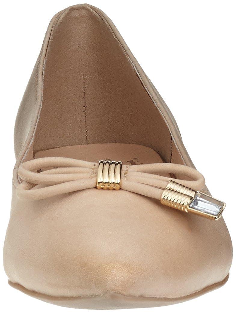 Caprice Damen 22112 Beige Geschlossene Ballerinas Beige 22112 (Beige Nubuc) 6f1c62