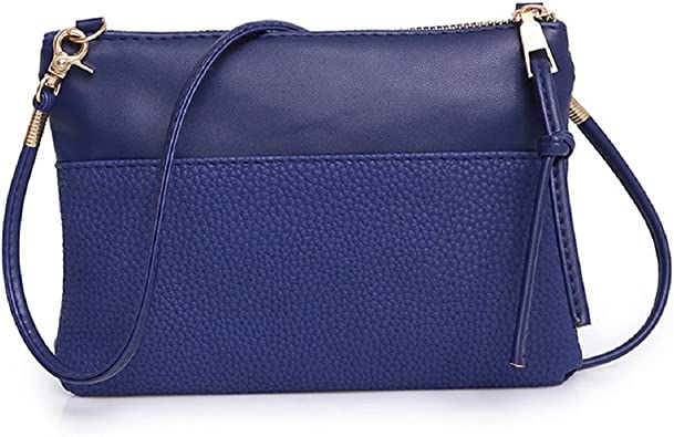 Womens Crossbody Bag Fashion Shoulder Bag PU Leather by Coerni