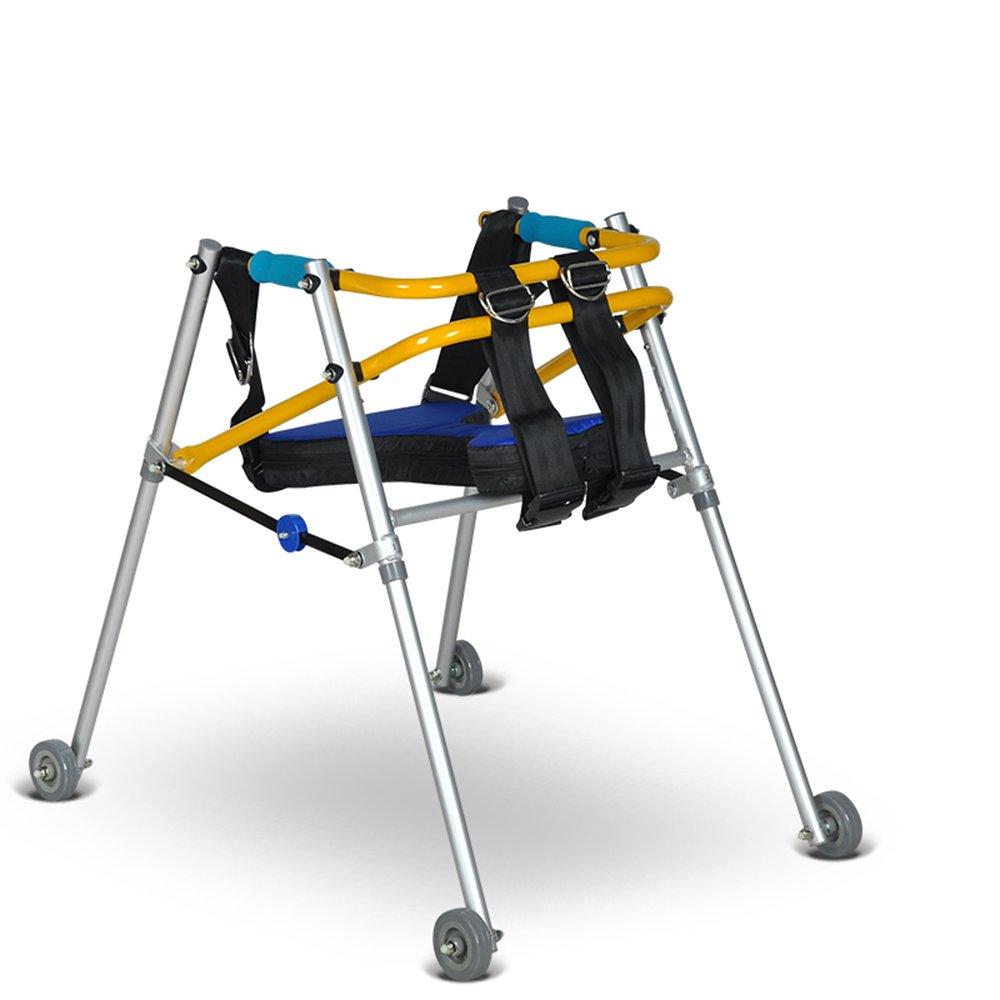 QFFL 松葉杖折り畳み式ウォーカー子供は歩くことができます杖トレーニングリハビリテーションコーナー松葉杖2色使用可能なサイズオプション 松葉杖ウォーカー ( 色 : B , サイズ さいず : 72-82cm ) B07B4WGTF8 72-82cm|B B 72-82cm