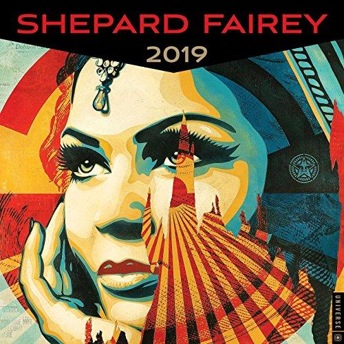 (Shepard Fairey 2019 Wall Calendar )