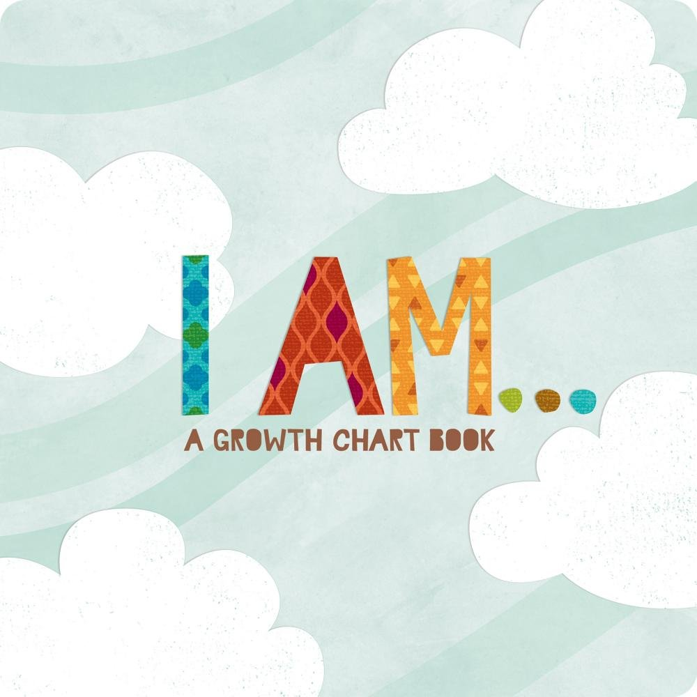 I am inspiring childs board book and growth chart mh clark i am inspiring childs board book and growth chart mh clark jessica phoenix 9781935414063 amazon books nvjuhfo Choice Image