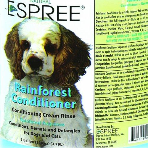 Espree Rainforest Conditioner, 1 gallon by Espree (Image #3)